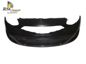 NEW NISSAN MICRA 2014 BARE UNPAINTED FRONT BUMPER 620223HN0A